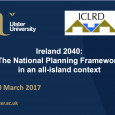 Opening Remarks by Chair: Planning for All-Island Challenges and Opportunities Prof. Alastair Adair, Deputy Vice-Chancellor, Ulster University PDF