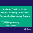 Session 2: Ireland 2040: Exploring Key Themes Business Priorities for the National Planning Framework: Planning for Sustainable Growth Mr. Terry MacNamara, Regional Director, IBEC PDF